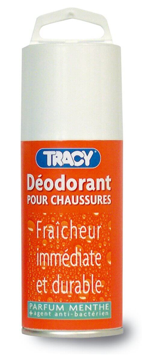 Deodorant pour chaussures...