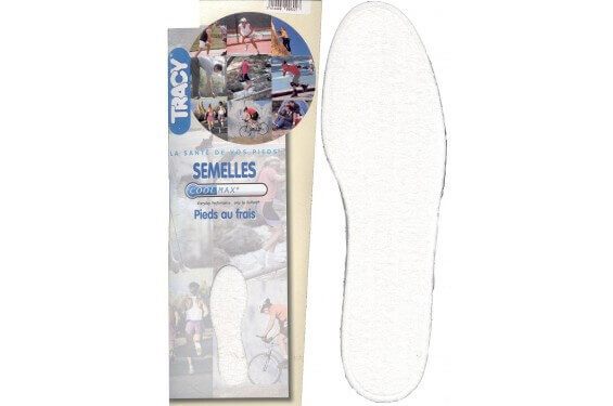 Semelles chaussures Coolmax Tracy Chaussures-pro.fr