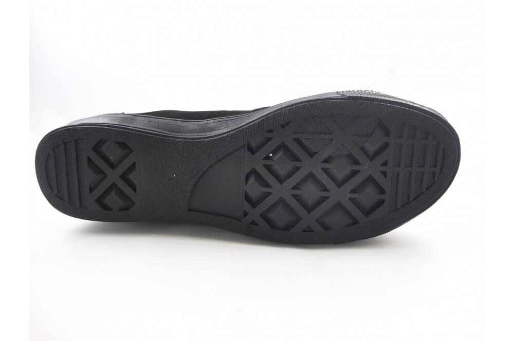 Chaussure de travail style converse SB Lee Cooper