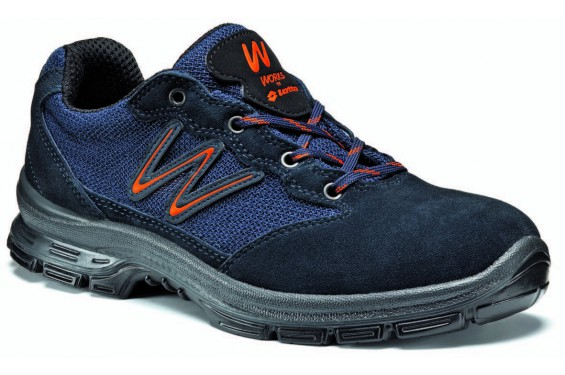 Chaussure securite unisexe Sprint 500 Lotto Chaussures-pro.fr