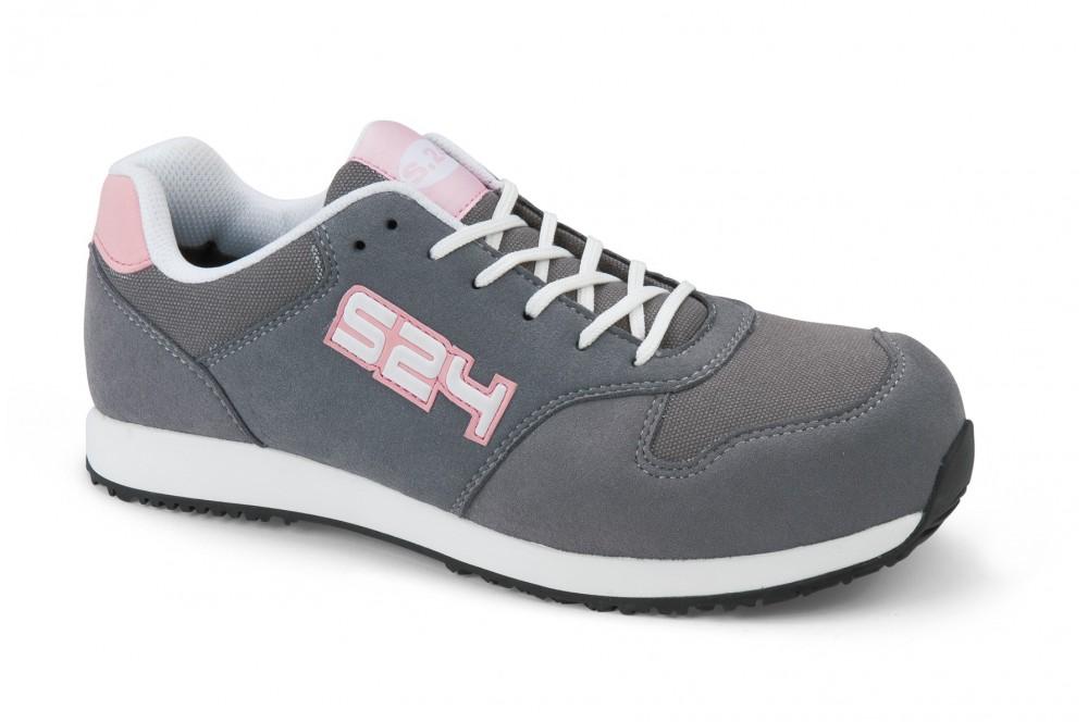 Femme Pro Légère Wallaby Chaussures S24 S1p Basket Sécurité 3qjLc45AR