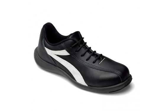 Basket securite femme S24 maela S3 noir Chaussures-pro.fr