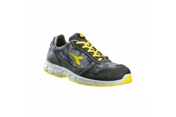 Chaussure securite Diadora camo Run S3 derniere paire 40 chaussures-pro.fr
