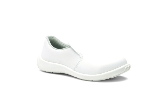 Loafer securite femme S3 Bianca blanc S24 Chaussures-pro.fr