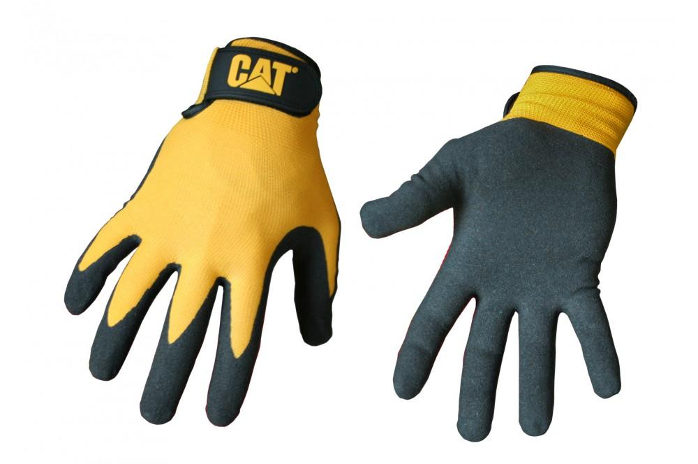 paire de gants de manutention nitrile caterpillar chaussures pro. Black Bedroom Furniture Sets. Home Design Ideas
