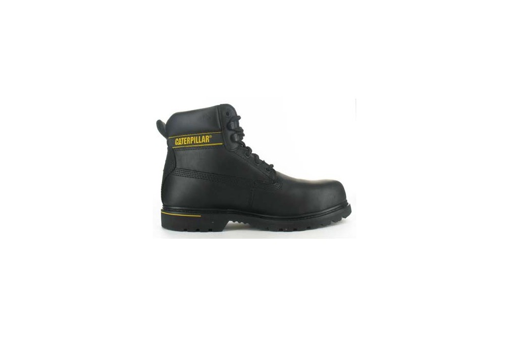 Chaussure sécurité Holton Black Caterpillar