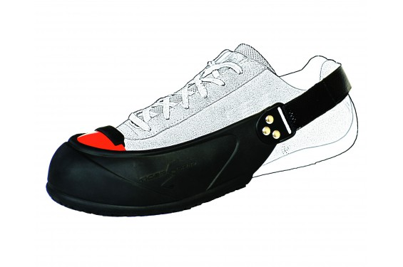 Sur chaussure embout protection Visitor S24 Chaussures-pro.fr vue 2