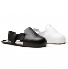 Sur chaussure de sécurité noir ou blanche Visit S24