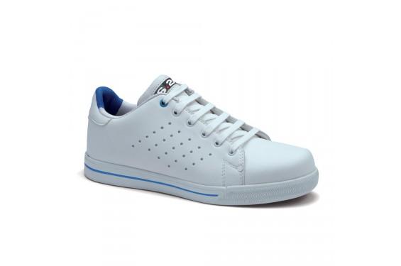 Basket securite tennis blanche S1P Ace S24 Chaussures-pro.fr