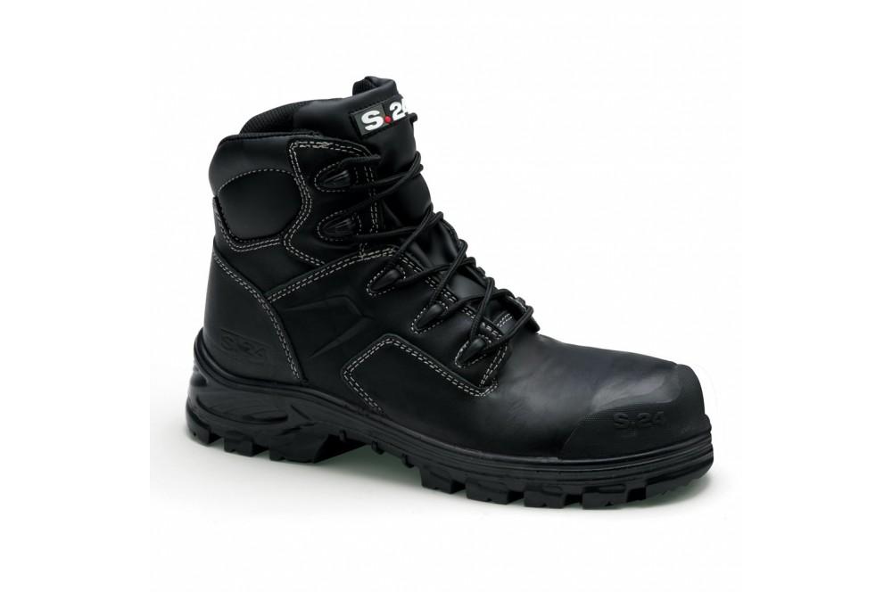 Chaussure de s curit montante s3 trooper s24 chaussures pro - Chaussure de securite montante ...