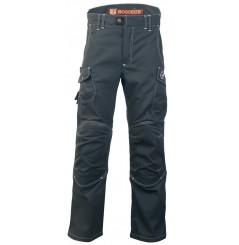 Pantalon de travail resistant Harpoon 3 graphite Bosseur