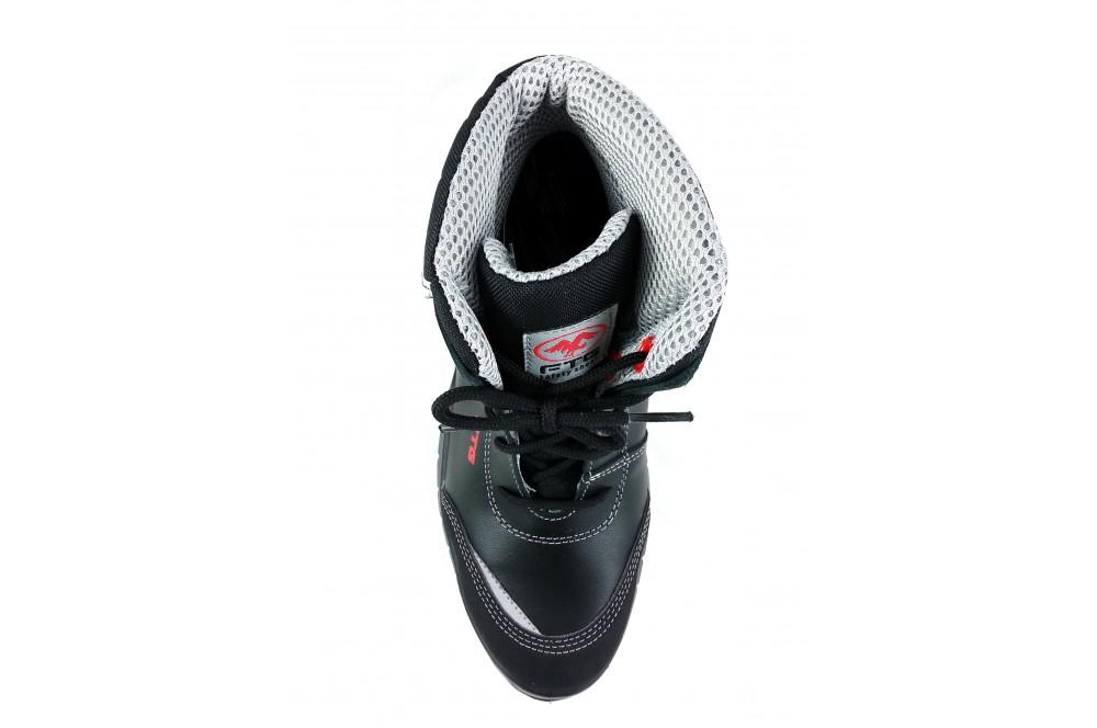 Chaussure de sécurité montante en cuir S3 SRC Legend FTG