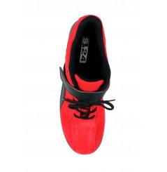 Chaussure securite femme S1P Elea rouge S24 Chaussures-pro.fr vue 3