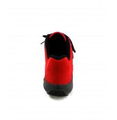 Chaussure securite femme S1P Elea rouge S24 Chaussures-pro.fr vue 4