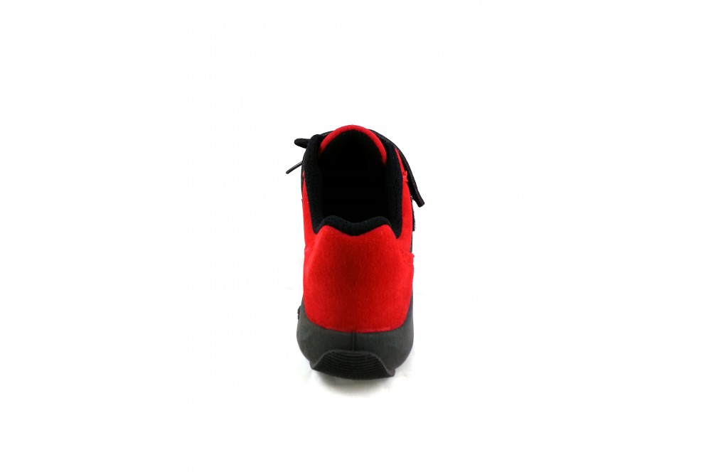 Chaussure de securite femme S1P Elea rouge S24