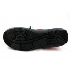 Chaussure securite femme S1P Elea rouge S24 Chaussures-pro.fr vue 5
