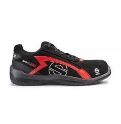 Basket de sécurité légère nero red Sport evo S1P Sparco