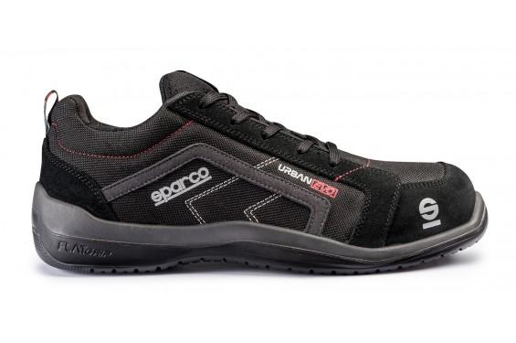 Basket securite Sparco urban evo S1P noir Chaussures-pro.fr