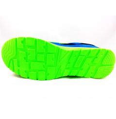 Basket securite practice S1P vert bleu Sparco Chaussures-pro.fr vue 4