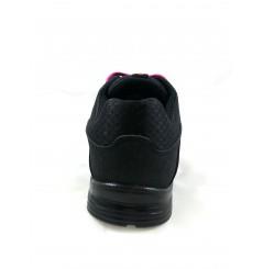 Basket securite femme practice S1P noir rose Sparco Chaussures-pro.fr vue 3