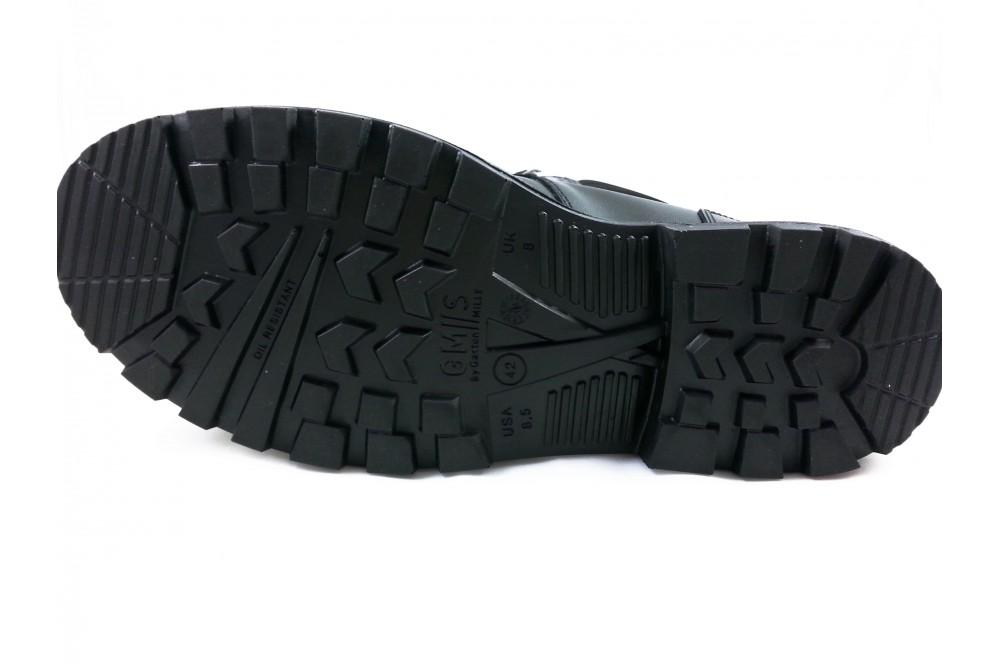 Chaussure de sécurité BTP montante Monster black Gaston mille