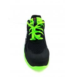 Basket securite practice S1P noir verte Sparco Chaussures-pro.fr vue 2