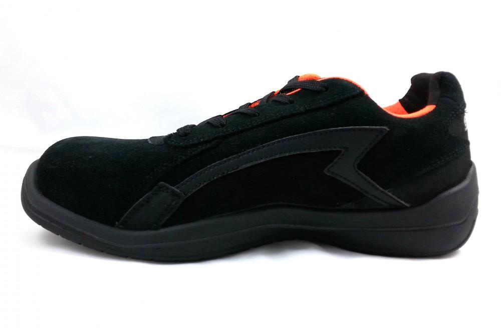 Basket de sécurité légère black Sport Evo S3 Sparco