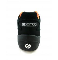 Basket securite legere black Sport Evo S3 Sparco Chaussures-pro.fr vue 3