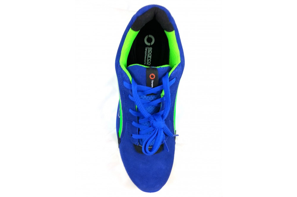 Basket de s curit l g re azur sport evo s1p sparco - Chaussure de securite confortable et legere ...