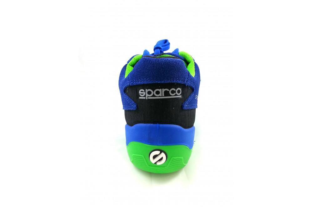 Basket de sécurité légère azur Sport evo S1P Sparco
