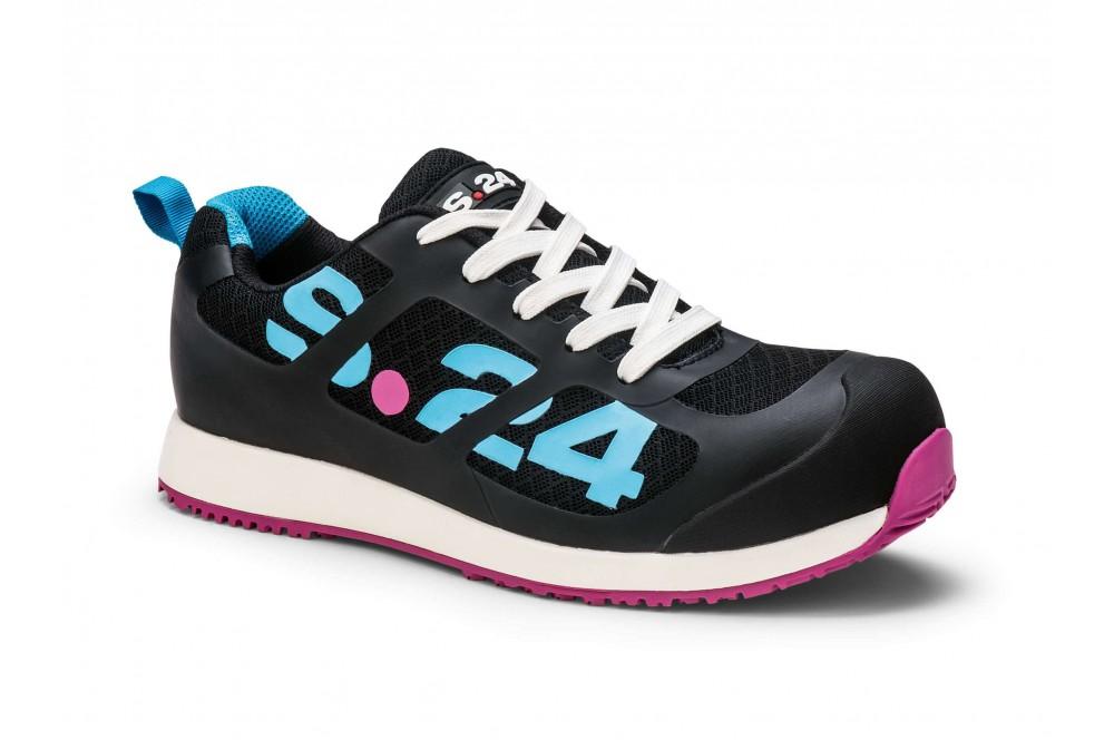 basket de s curit femme s1p src hro zumba s24 chaussures pro. Black Bedroom Furniture Sets. Home Design Ideas