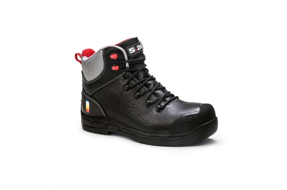 Chaussure de sécurité BTP S3 HRO Bithum S24