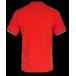 Polo de travail manches courtes rouge Koba Bosseur
