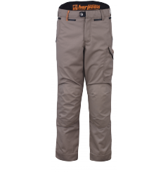 Pantalon de travail technique Harpoon enduro noisette Bosseur