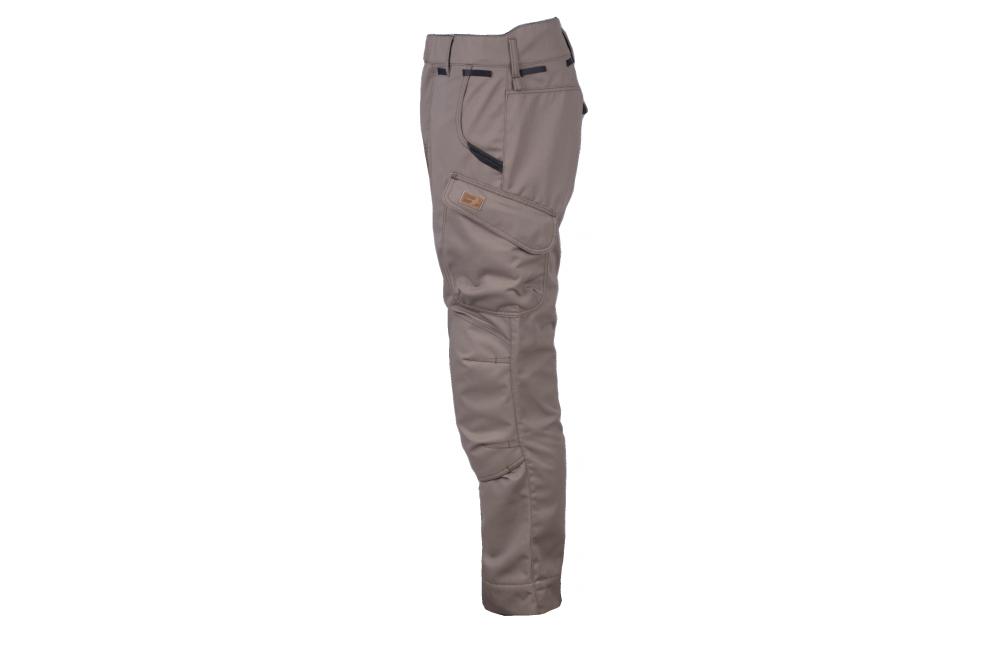Pantalon de travail technique Harpoon enduro noisette Bosseur