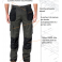 Pantalon de travail trademark coupe slim Caterpillar