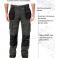 Pantalon de travail trademark coupe slim Caterpillar