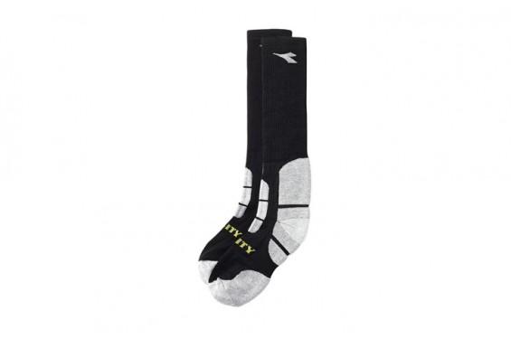 Lot 2 paires chaussettes travail chaudes Merinos Diadora chaussures-pro.fr