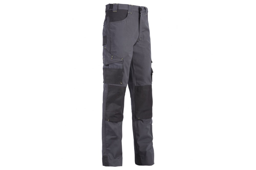 Pantalon de travail multipoches Adam gris North Ways