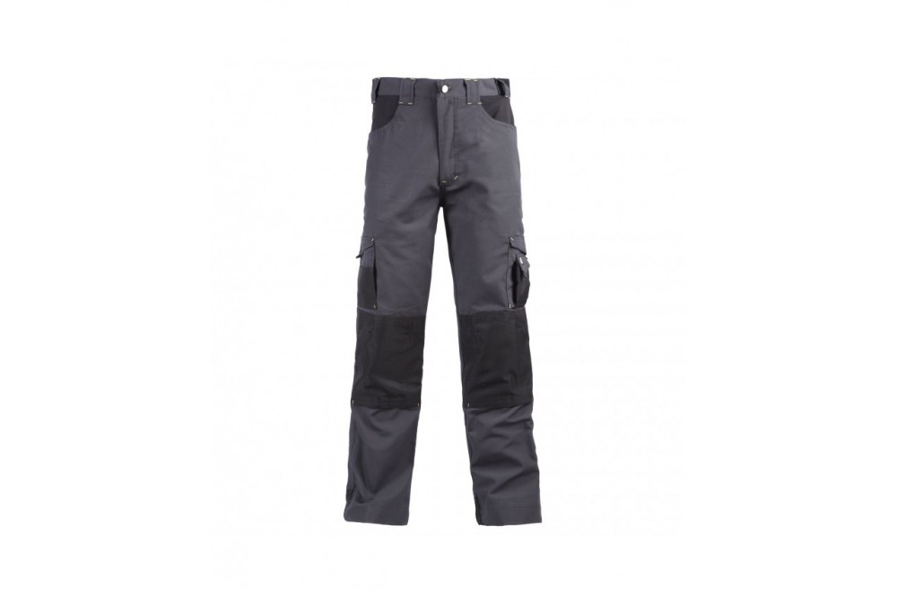 Pantalon de travail multipoches Adam gris North Ways