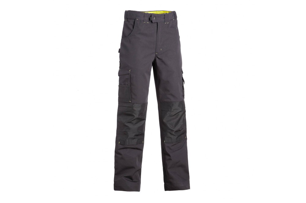 Pantalon de travail multipoches Adam noir North Ways