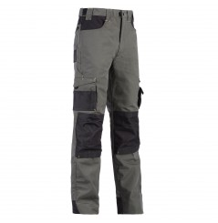 Pantalon de travail multipoches Adam olive North Ways