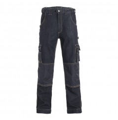 Pantalon jean travail Dornier North Ways Chaussures-pro.fr vue 1