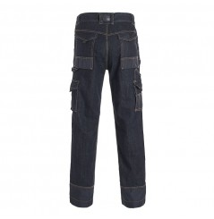 Pantalon jean travail Dornier North Ways Chaussures-pro.fr vue 2
