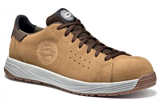 Chaussure securite basse Skate Camel Lotto Works Chaussures-pro.fr