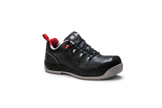 Chaussure securite BTP basse S3 HRO Dark S24 Chaussures-pro.fr