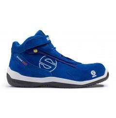 Basket de sécurité semi montante Racing Evo bleu Sparco