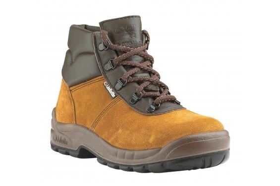 Chaussure securité montante Jalmont beton S3 HRO Jallatte