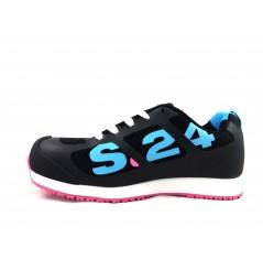 Basket securite femme S1P SRC HRO Zumba S24 Chaussures-pro.fr vue 1