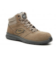 Chaussure de sécurité Race 400 MID S3 brown Lotto Works